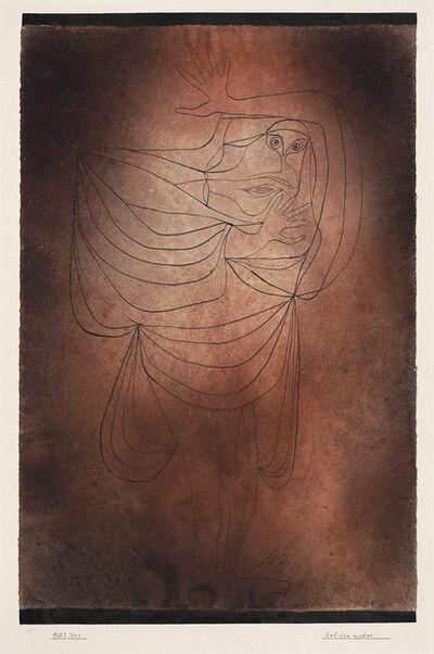 Paul Klee, 'Heldenmutter (Hero Mother)', 1927