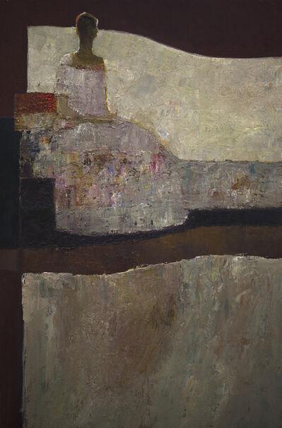 Dan McCaw, 'Seated Figure', 2018