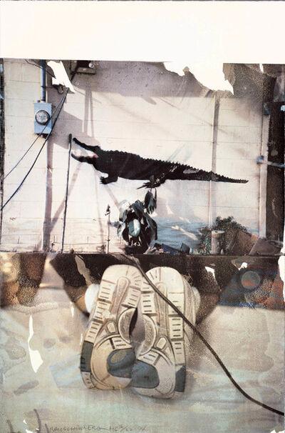 Robert Rauschenberg, 'Tribute 21: Environment', 1994