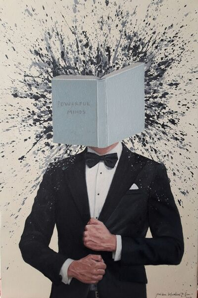 Julian Martinez, 'Powerful Minds', 2018