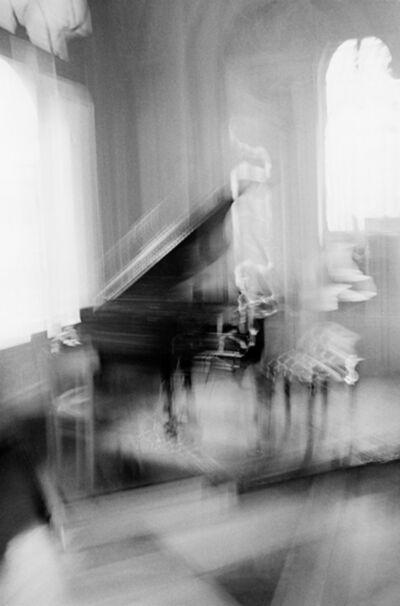Silvia Lelli e Roberto Masotti, 'Theatrum Instrumentorum 2, Piano', 2000