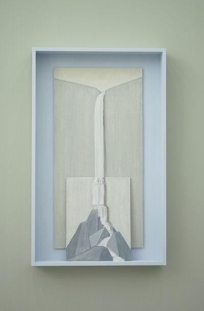 Liu Yujie 刘玉洁, 'Transorm - Nachi Waterfall 交替之形-那智瀑布图', 2018