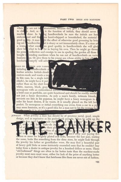 RF Alvarez, 'The Banker', 2015