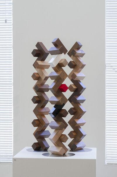 Nigel Lendon, 'Model: Harlequin (inverted/random/disrupted) 2015:14,15,16', 2015