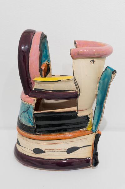 Victoria Christen, 'Overalls vase', 2018