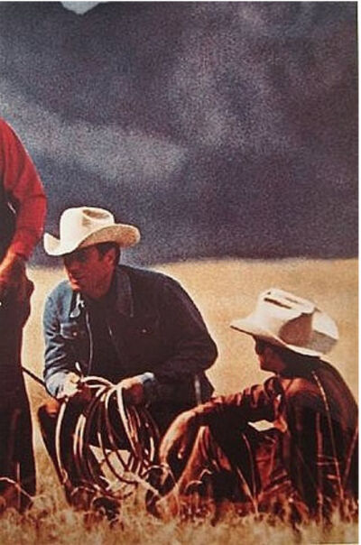 Richard Prince, 'Untitled (Cowboy)', 1983