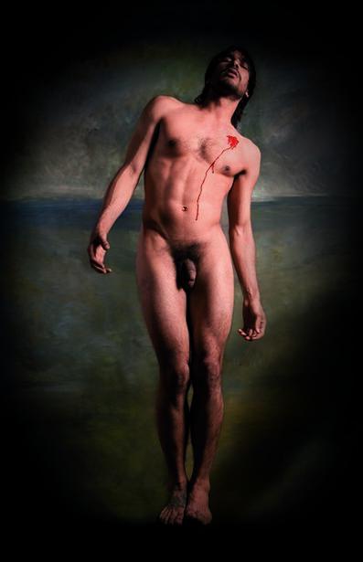 Mauricio Velez, 'Half Angels Half Demons #45 Color Photograph ', 2010