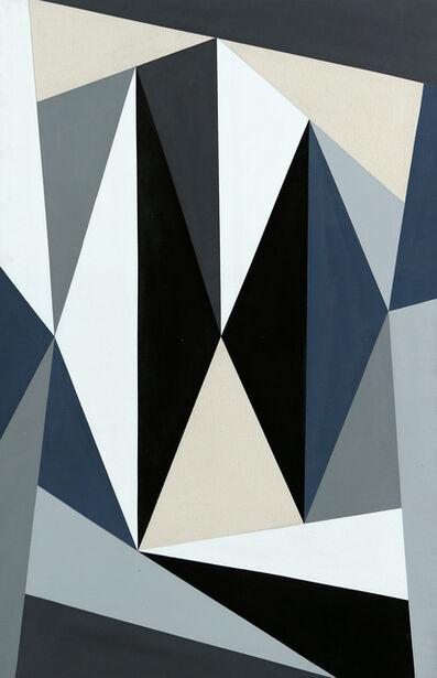 José Rosabal, 'Black and White V', 2017