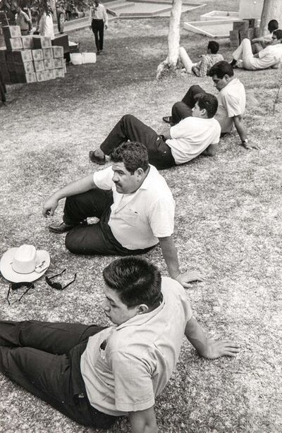 Henri Cartier-Bresson, 'Mexico', 1963