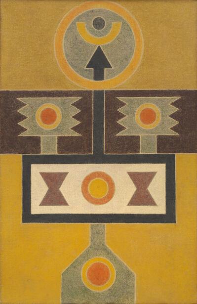 Rubem Valentim, 'Pintura - 15', 1964