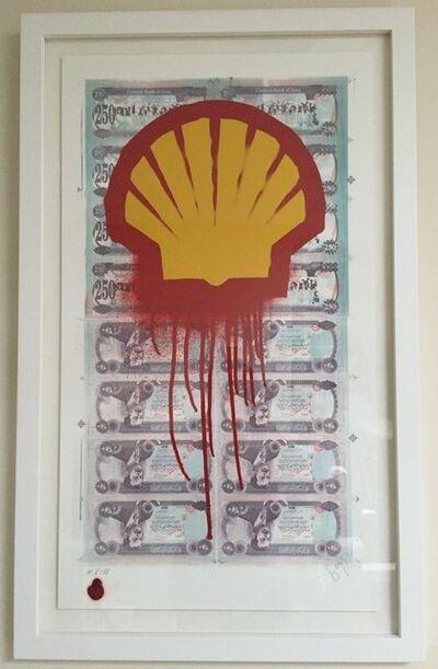 Beejoir, 'Shell Blood for Oil (AP)', 2007