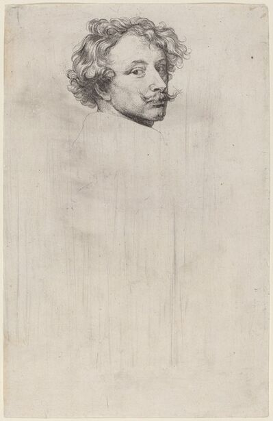 Anthony van Dyck, 'Self-Portrait', probably 1626/1641