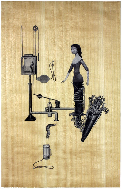 Catherine Heard, '2.Automata –The Mother of Invention', 2018