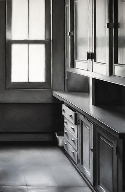 Zaria Forman, 'Giselle's Kitchen', 2012