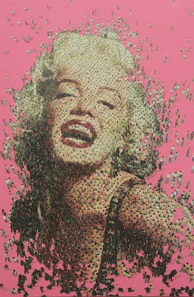 Syaiful Rachman, 'Marilyn Monroe', 2016