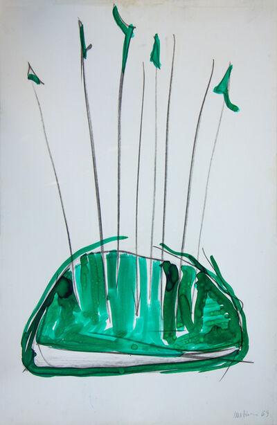 Eliseo Mattiacci, 'Senza Titolo', 1969