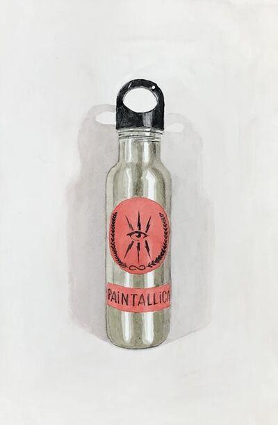 Joshua Huyser, 'Paintallica Water Bottle', 2018
