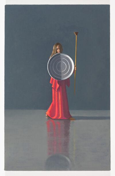 Vonn Sumner, 'Warrior', 2014
