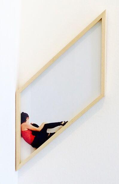 Celina Portella, 'Quadros Cortados/3', 2015