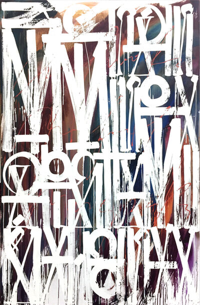 RETNA, 'Send Me A Picture Home', 2017