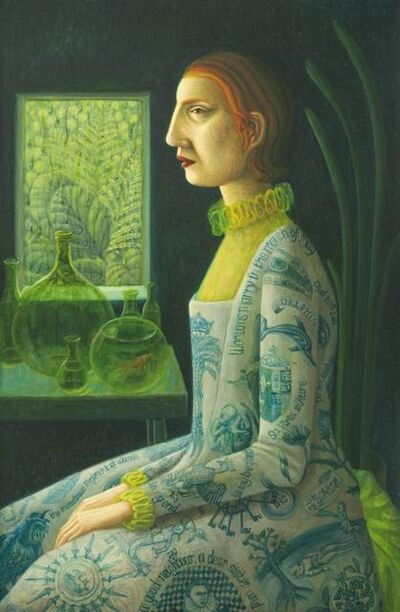 Helen Flockhart, 'Lachrymose Window', 2018
