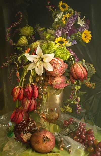David LaChapelle, 'Early Fall (from the series Earth Laughs with Flowers)', 2011