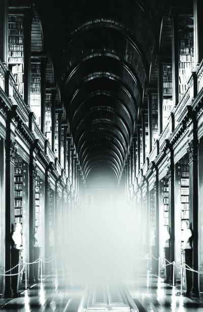 Mariella Bettineschi, 'L'Era Successiva - Trinity College Library', 2015