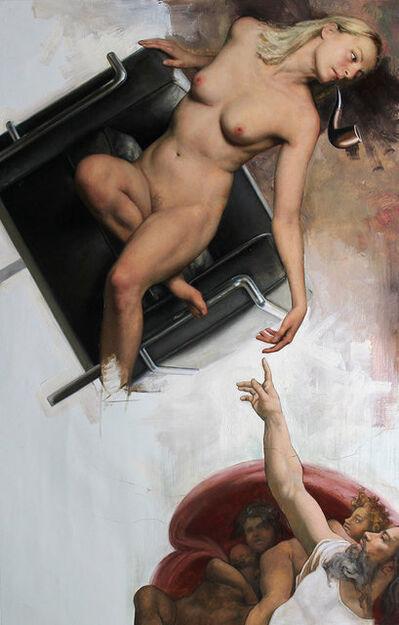 "Cesar Santos, '""Re-Creation"" ', 2018"