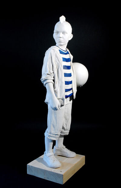 Cathy Lewis, 'Boy with Ball', 2013