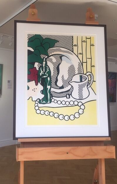 Roy Lichtenstein, 'Still Life with Figurine ', 1974