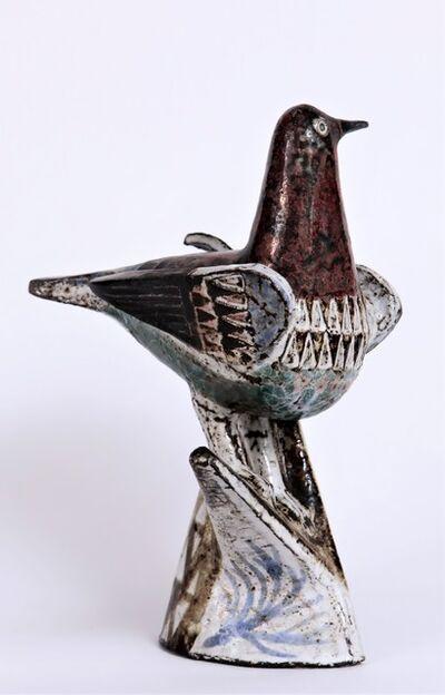 Jean Derval, 'sculpture Oiseau'
