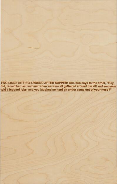 Richard Prince, 'Untitled', 2007