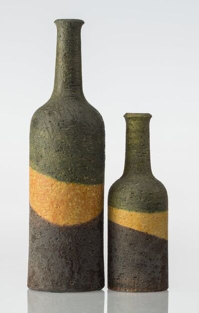 Marcello Fantoni, 'Two Vases', circa 1955