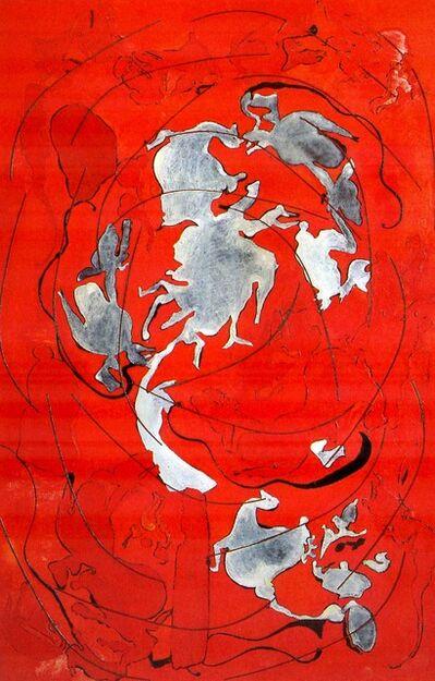 Giuseppe Gallo, 'L'orologio del cigno', 1994