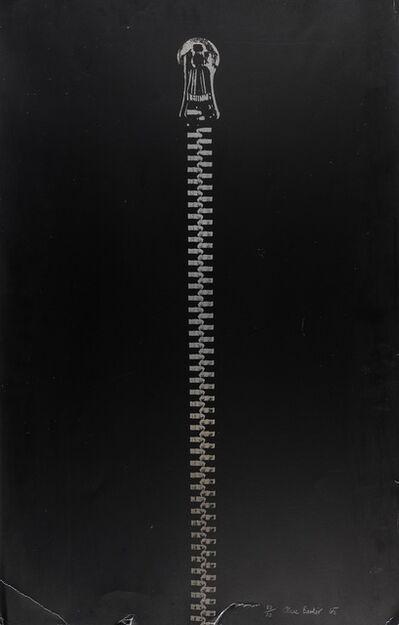 Clive Barker, 'Zip I', 1965