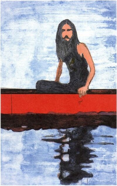 Peter Doig, '100 Years Ago', 2001