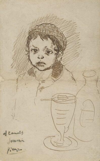 Pablo Picasso, 'Le fils du peintre Catalan Ricardo Canals', 1904