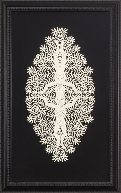 Catherine Heard, 'Symmetries - Filigree I', 2005