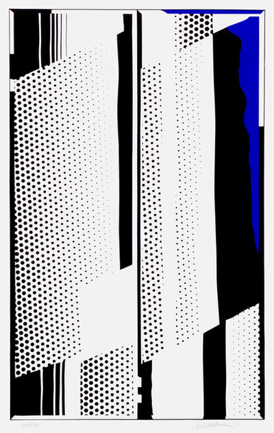 Roy Lichtenstein, 'Twin Mirrors', 1970