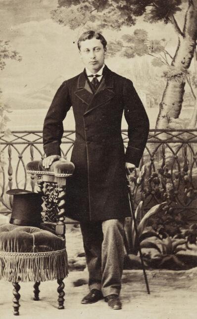 Abdullah Frères, 'Albert Edward, Prince of Wales, 27 May 1862', 27 May 1862