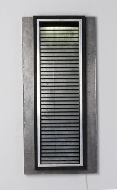Vittorio Messina, 'Black window', 2005