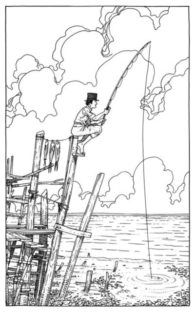 Jared Muralt, 'Fisherman', 2014
