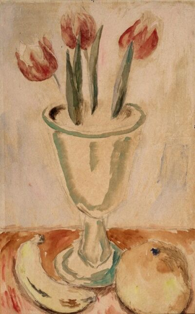 Christopher Wood, 'Flowers in a Vase', 1925