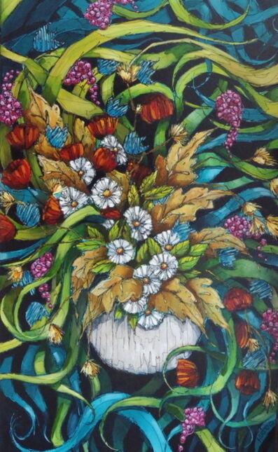 Jean Jacques Hudon, 'Jardin d'Hiver V'