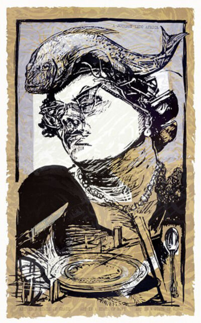 William Kentridge, 'Art in the State of Grace', 1988