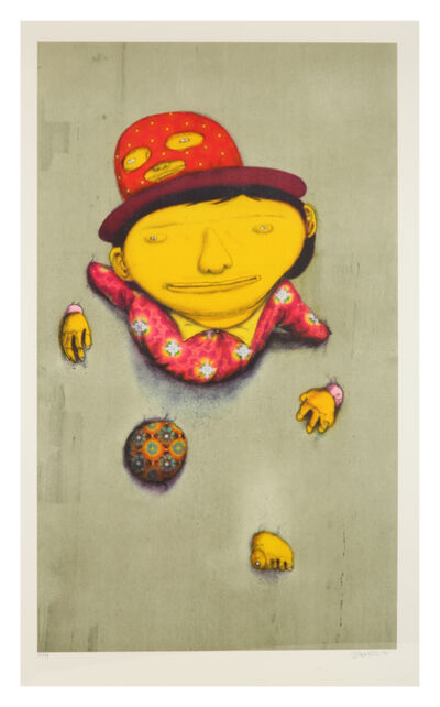 OSGEMEOS, 'The Other Side', 2015