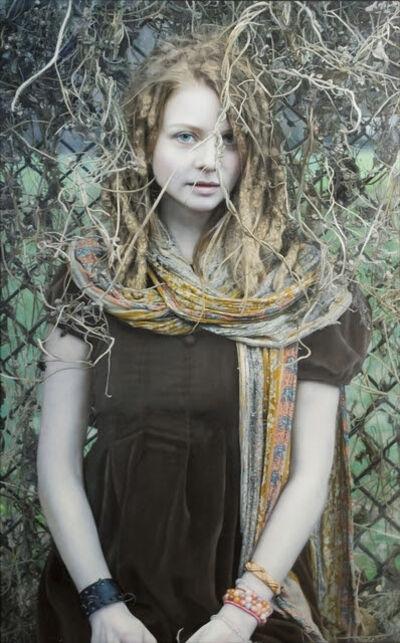 Yigal Ozeri, 'Untitled, Pricilla'