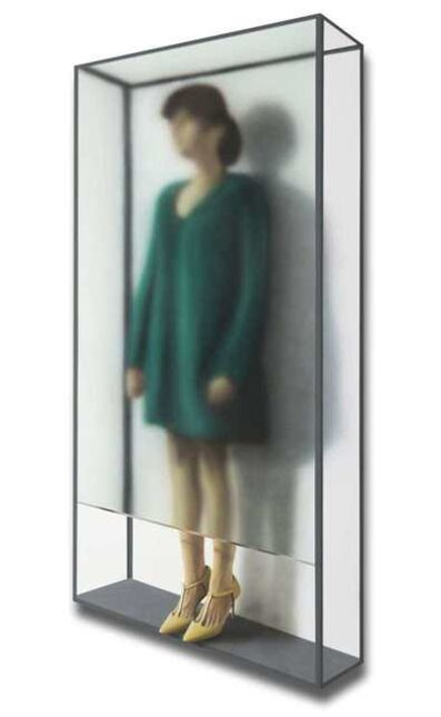 Ryan McCann, 'She Wore a Green Dress, but it was Her Shoes', 2017