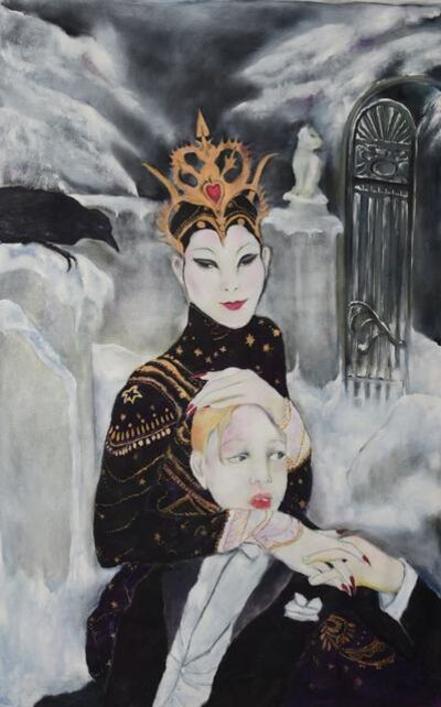 Therese Nortvedt, 'The Night Queen', 2018