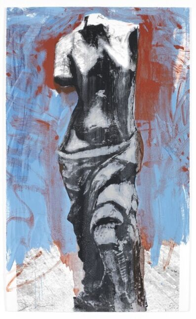 Jim Dine, 'The Red, White and Blue Venus', 1984